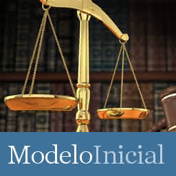 Modelo de Petição Ação de reintegração de posse- Novo CPC - Justiça Gratuita - Cível