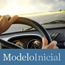 Modelo de Petição Mandado de Segurança Suspensão do direito de dirigir - CNH cassada - Prazo de notificação superior ao limite legal - Trânsito
